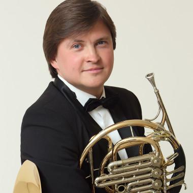 Алексей Раев (валторна). Фото - Андрей Мустафаев