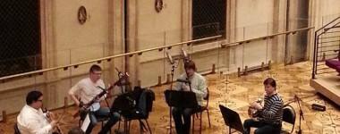 Запись 3 марта 2014 в Бетховенском зале Большого театра