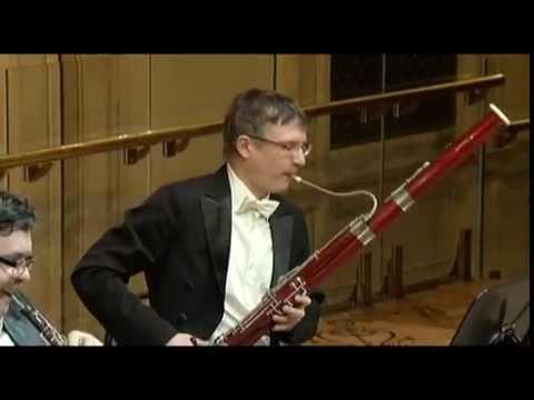 Александр Алябьев. Квинтет для флейты, гобоя, кларнета, фагота и валторны